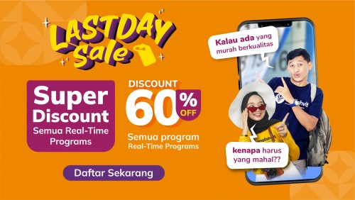 Last Day Promo: Real Time Class